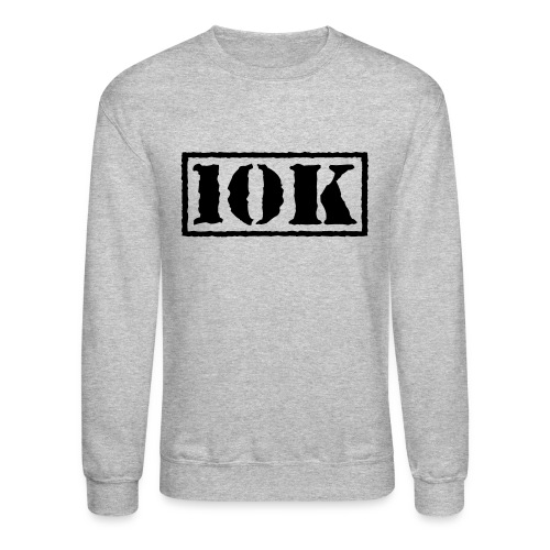 Top Secret 10K - Crewneck Sweatshirt