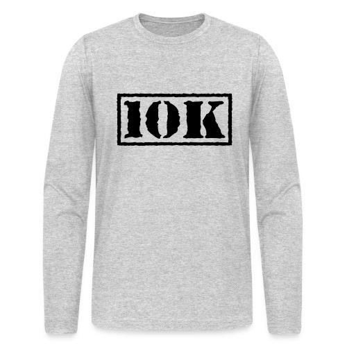 Top Secret 10K - Men's Long Sleeve T-Shirt by Next Level