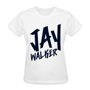 [JAY] Jaywalker (Black Glitter) - Women's T-Shirt