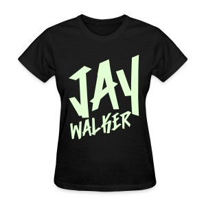 [JAY] Jaywalker (Glow in the Dark) - Women's T-Shirt