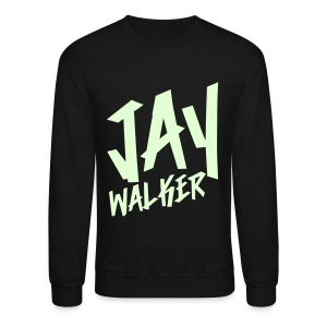 [JAY] JWalker (Glow in the Dark) - Crewneck Sweatshirt