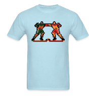 T-Shirts ~ Men's T-Shirt ~ The Enforcers - Blades of Steel