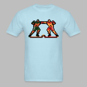 The Enforcers - Blades of Steel - Men's T-Shirt