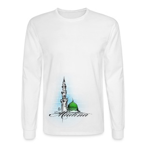 Madina Long Sleeve - Men's Long Sleeve T-Shirt