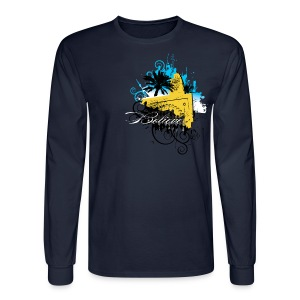 Fez Believe - T-shirt - Men's Long Sleeve T-Shirt