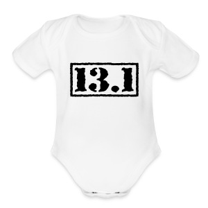 Top Secret 13.1 - Short Sleeve Baby Bodysuit