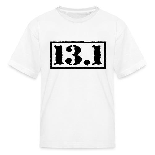 Top Secret 13.1 - Kids' T-Shirt