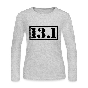 Top Secret 13.1 - Women's Long Sleeve Jersey T-Shirt