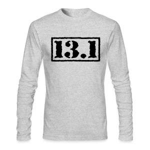 Top Secret 13.1 - Men's Long Sleeve T-Shirt by Next Level