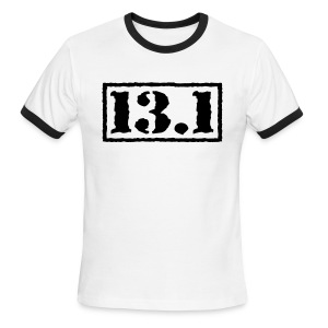 Top Secret 13.1 - Men's Ringer T-Shirt