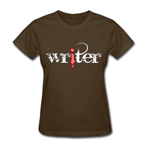 WR-I-TER - Women's T-Shirt