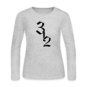 312 Sox - Women's Long Sleeve Jersey T-Shirt