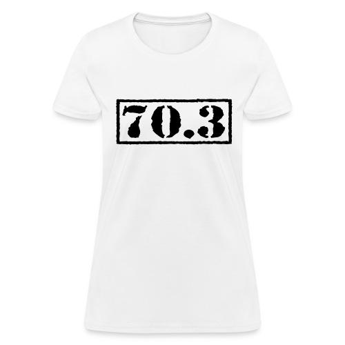 Top Secret 70.3 - Women's T-Shirt