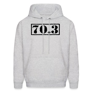 Top Secret 70.3 - Men's Hoodie