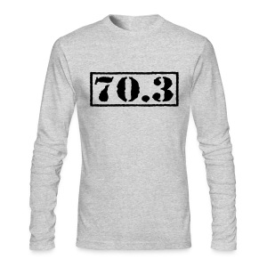 Top Secret 70.3 - Men's Long Sleeve T-Shirt by Next Level
