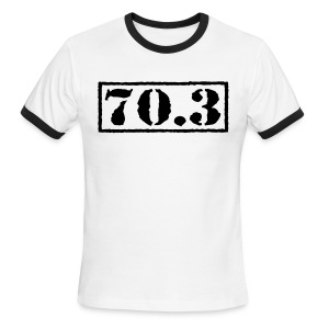 Top Secret 70.3 - Men's Ringer T-Shirt