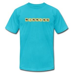 Winning! - Men's Fine Jersey T-Shirt