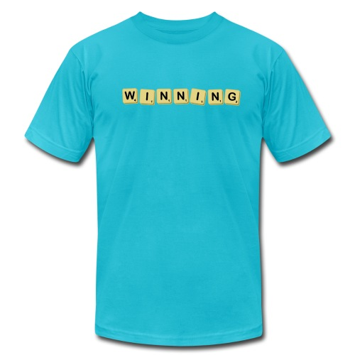 Winning! - Men's  Jersey T-Shirt