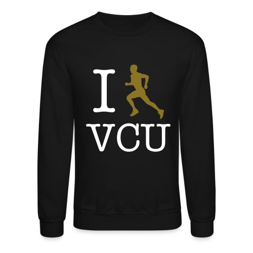 Run VCU - Crewneck Sweatshirt