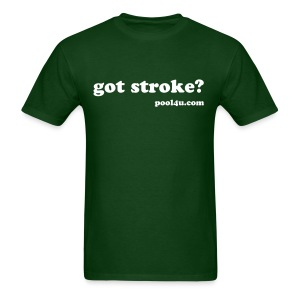 Classic got stroke? t-shirt - Men's T-Shirt