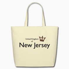 United Kingdom of New Jersey Bags