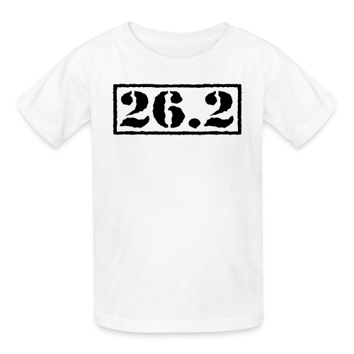 Top Secret 26.2 - Kids' T-Shirt