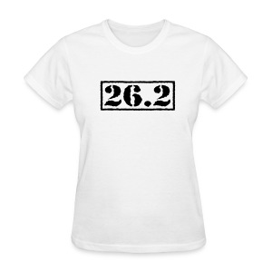 Top Secret 26.2 - Women's T-Shirt
