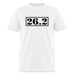 Top Secret 26.2 - Men's T-Shirt