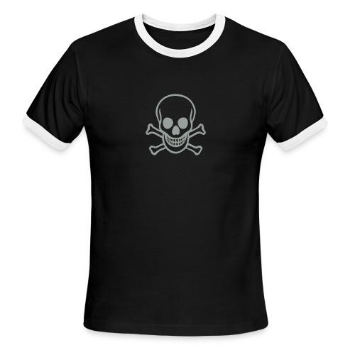 skull shirt - Men's Ringer T-Shirt