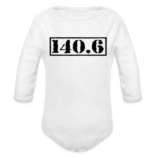 Top Secret 140.6 - Organic Long Sleeve Baby Bodysuit