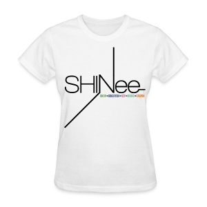 [SHINee] 1st Mini - Women's T-Shirt