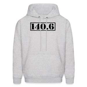 Top Secret 140.6 - Men's Hoodie