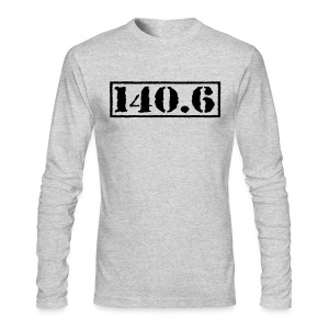 Top Secret 140.6 - Men's Long Sleeve T-Shirt by Next Level