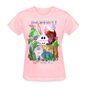 Easter!  Get into it... - Women's T-Shirt