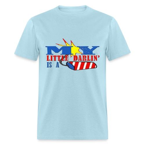 Firecracker - Men's T-Shirt