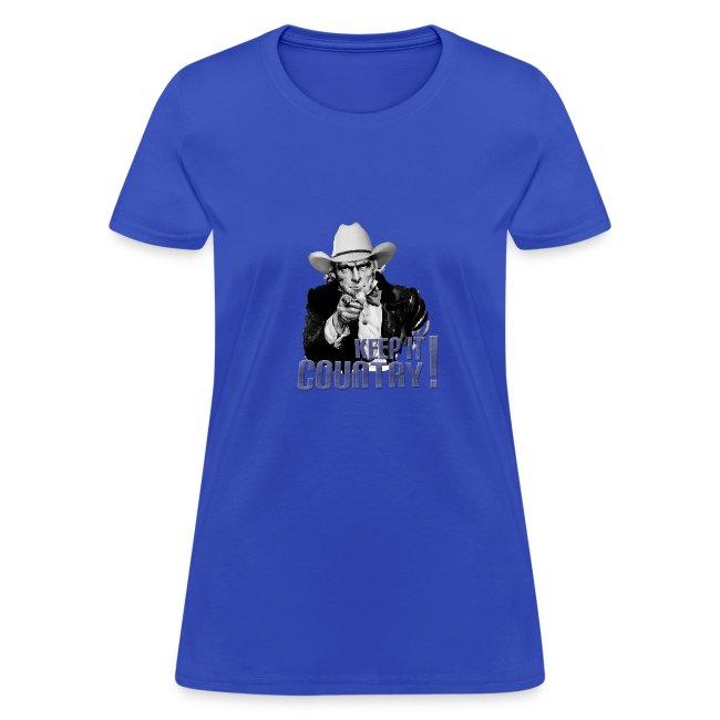 Keep It Country Uncle Sam Denim (Ladies)