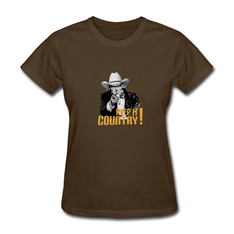 Keep It Country Uncle Sam (Ladies) - Women's T-Shirt