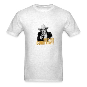 Keep It Country Uncle Sam #2 - Men's T-Shirt