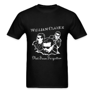 T-Shirts ~ Men's T-Shirt ~ William Clarke Not Forgotten t-shirt