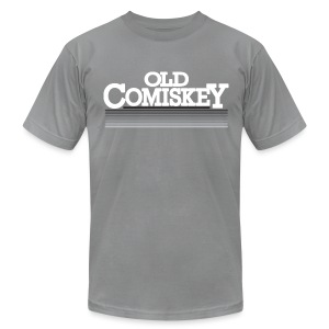 Old Comiskey - Men's T-Shirt by American Apparel