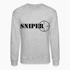 Sniper symbol Long Sleeve Shirts