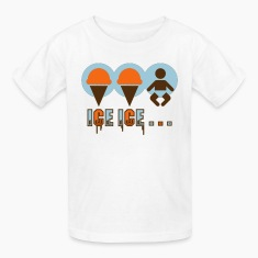 Ice Ice... Kids' Shirts