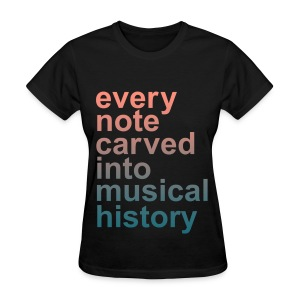 [EH] Every Note - Women's T-Shirt