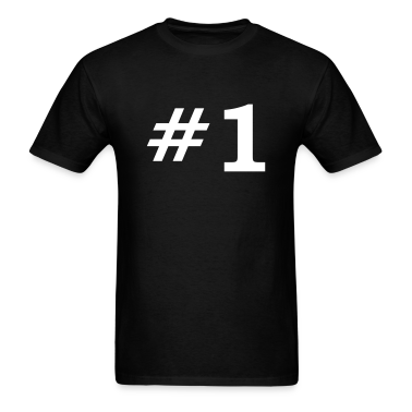 Number One T-Shirts