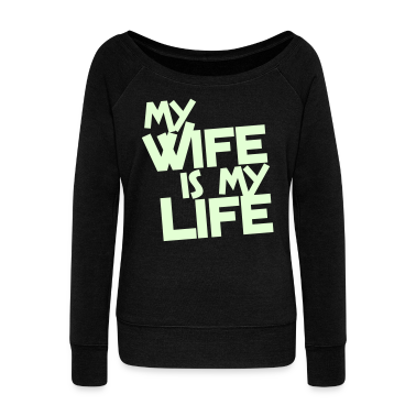 my wife is my life Long Sleeve Shirts