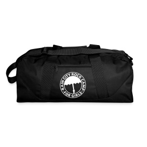 Duffle Bag: Black - Duffel Bag