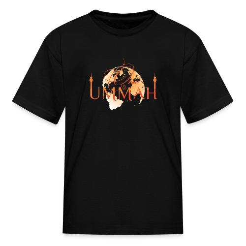 One Ummah Children T-Shirt - Kids' T-Shirt