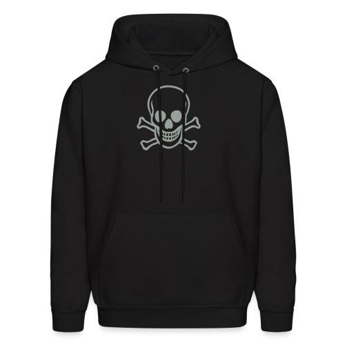 Men's Skull Hoodie - Men's Hoodie