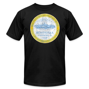 Bostonia - Men's Fine Jersey T-Shirt
