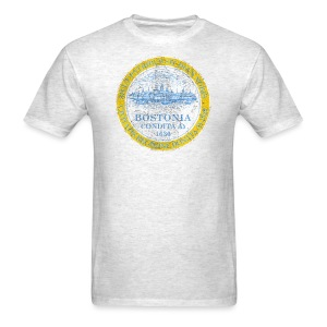 Bostonia - Men's T-Shirt